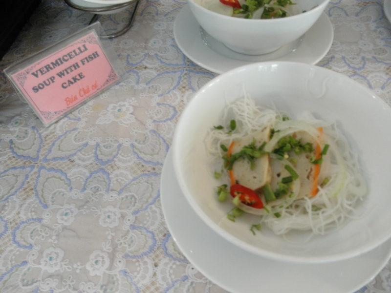 米の麵のスープヌードル