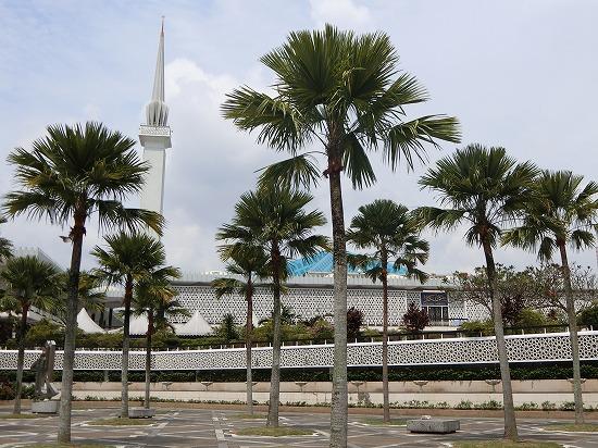 国立モスク全容