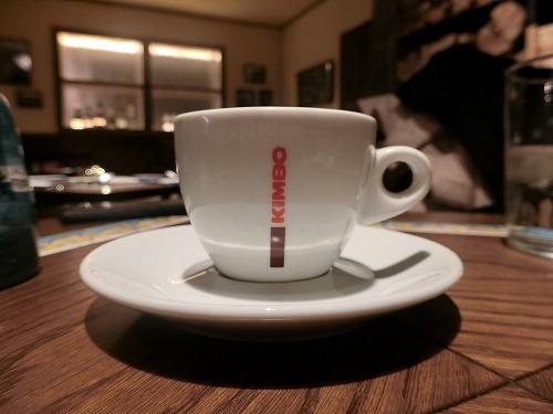 KIMBOのコーヒー