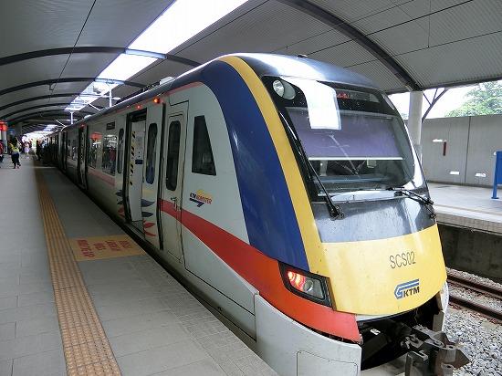 KTMコミューター電車