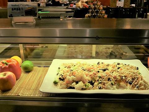 圓山大飯店ちらし寿司
