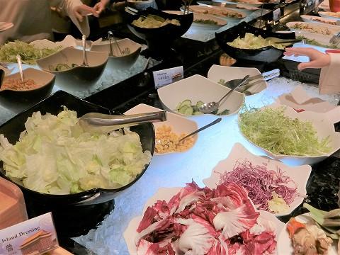 圓山大飯店サラダ