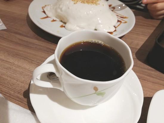高倉町珈琲ブレンドコーヒー