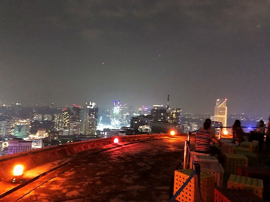 クアラルンプール夜景