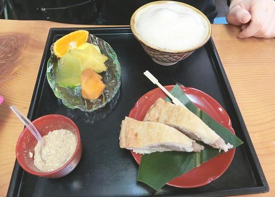 月桃茶と琉球生菓子セット
