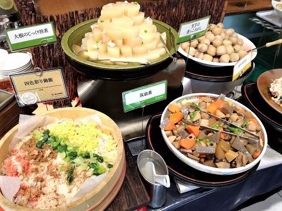 混ぜご飯と和惣菜