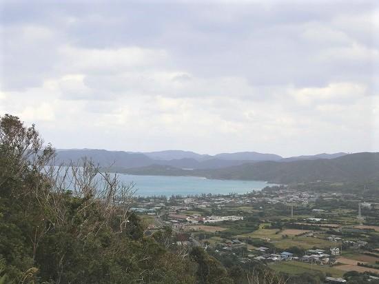 東シナ海の景色