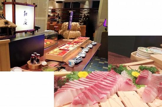 お寿司とお刺身