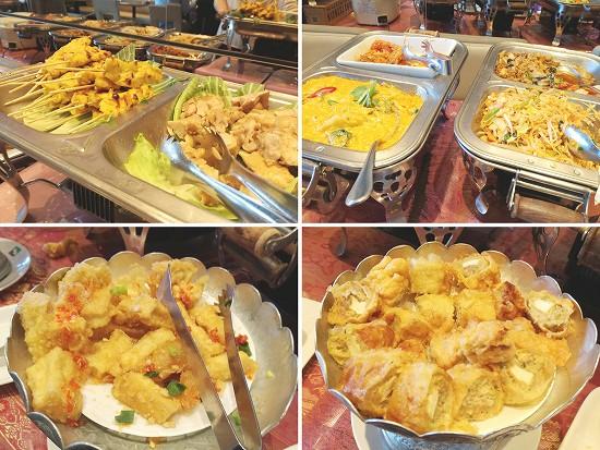 タイの温料理