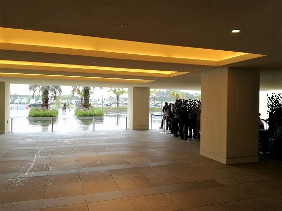 東京ベイ東急ホテル シャトルバス乗り場