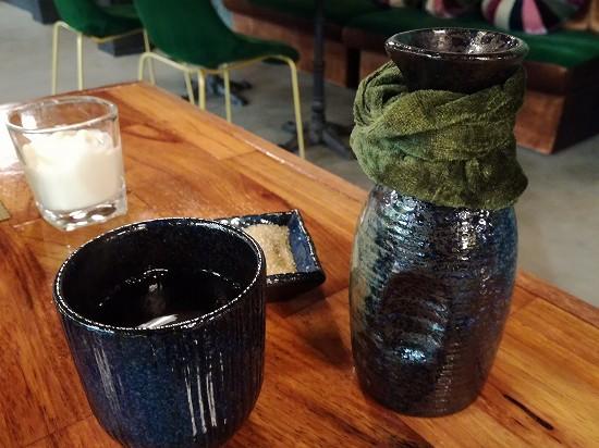 ラオ ポエットホテル 朝食 コーヒー