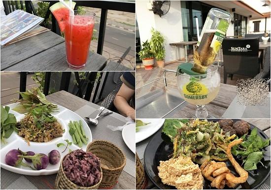 SunTara(サンタラ)レストラン料理