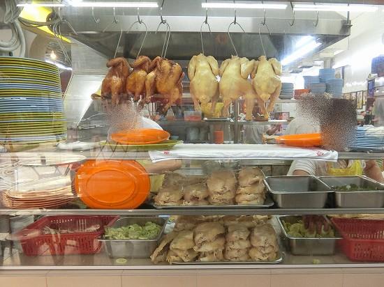 老黄Lou Wong イポー 厨房