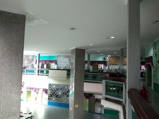wilayah mosque(連邦直轄領モスク)学校