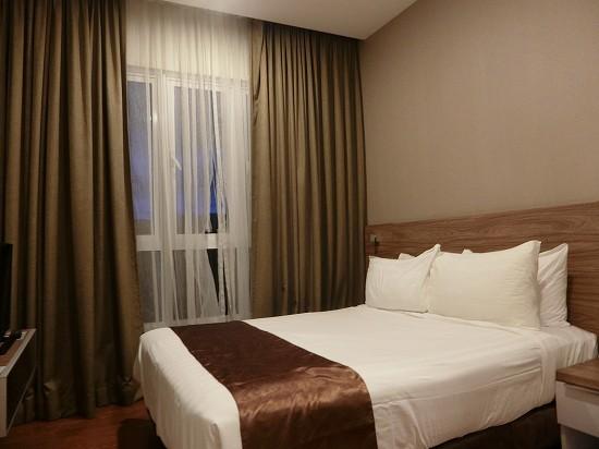 ザ ヘブン リゾート ホテル イポー オール スイーツ マスターベッドルーム