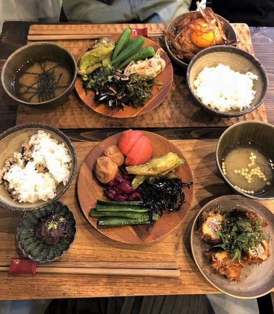mocha 中目黒 ランチ定食