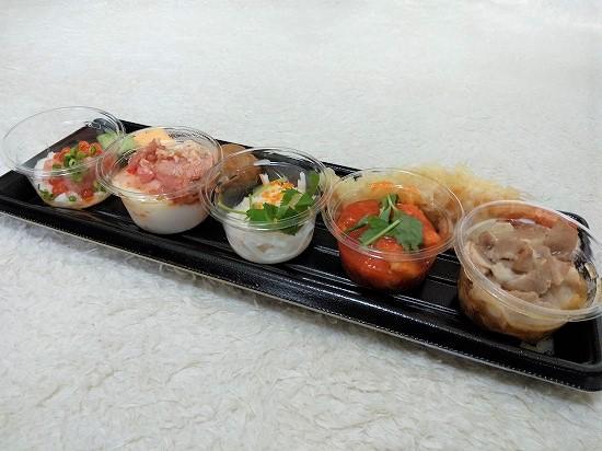 魚菜由良 弁当 幕ノ内1