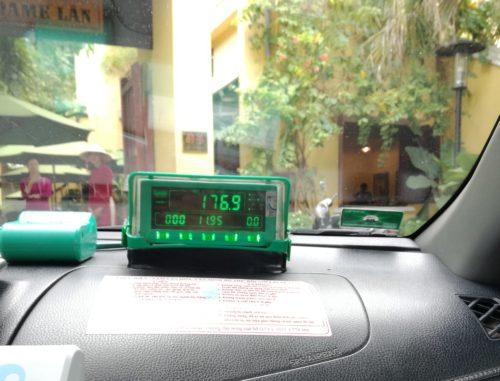 ダナンタクシーメーター