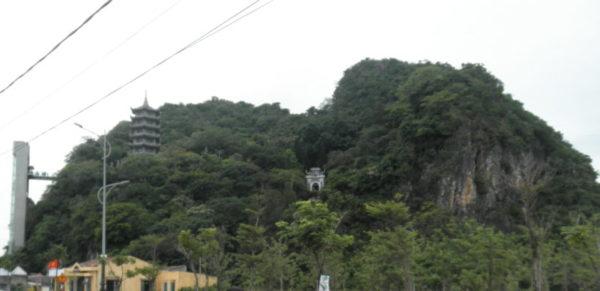 五行山(マーブルマウンテン)
