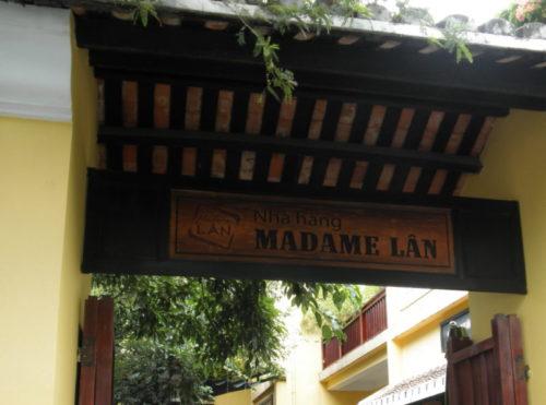 MADAME LAN(マダムラン)
