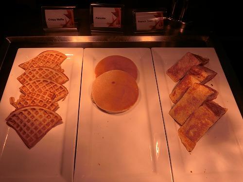 ホットプレート(ワッフル、ホットケーキ、フレンチトースト)