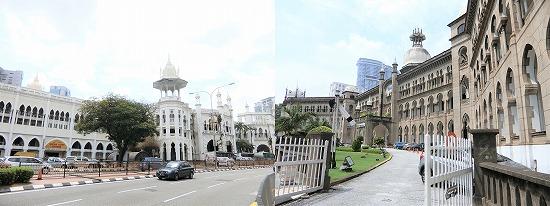 クアラルンプール駅とマレーシア鉄道公社