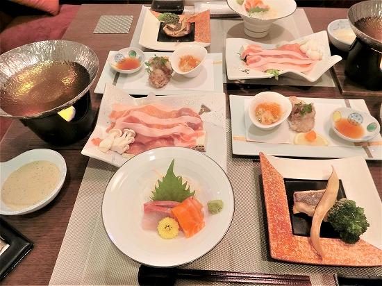 レクトーレ熱海桃山夕食