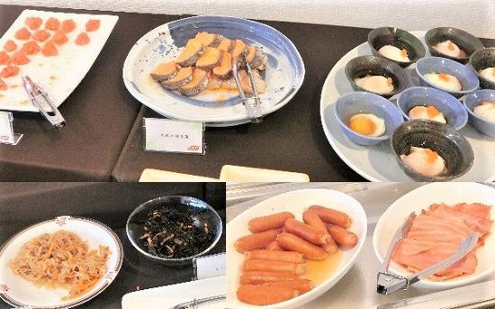 レクトーレ熱海桃山朝食