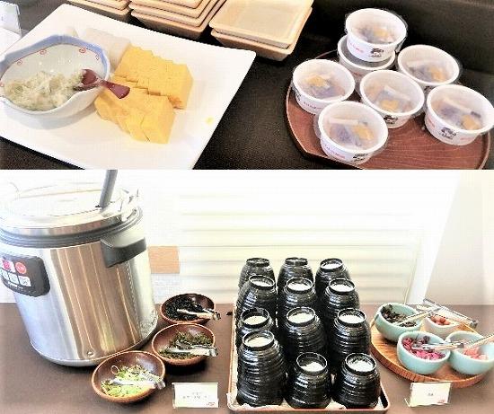 レクトーレ熱海桃山朝食3