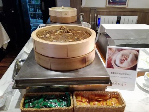 重慶飯店の点心