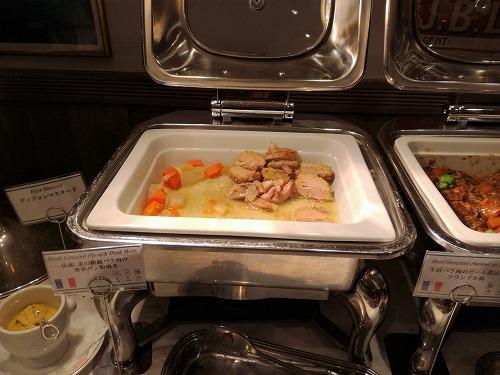 麦の穂豚バラ肉の香草パン粉焼き