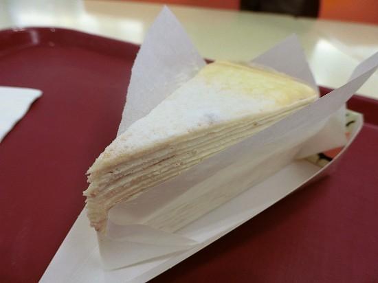 ダブルチーズミルフィーユ
