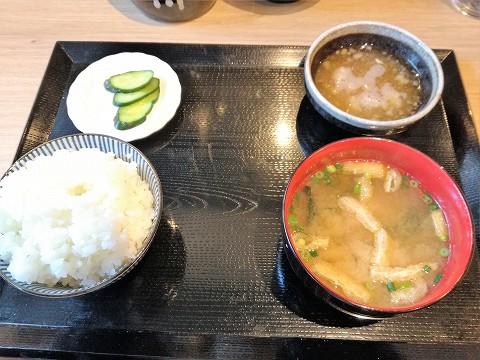 日替わり天ぷら定食