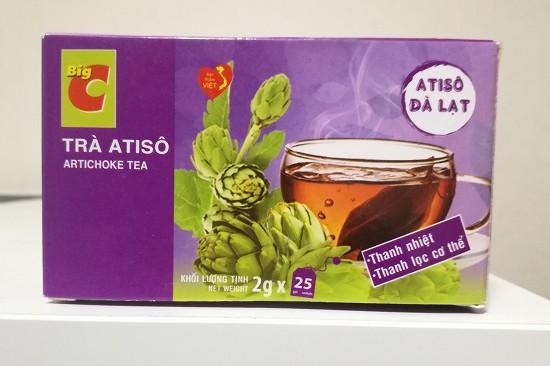 アンティチョーク茶