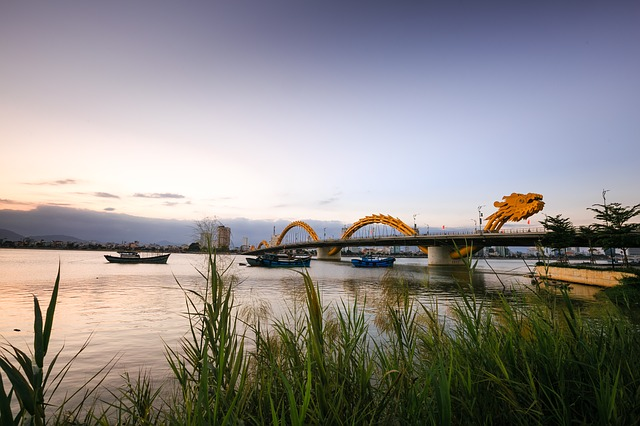 ダナンドラゴンブリッジ
