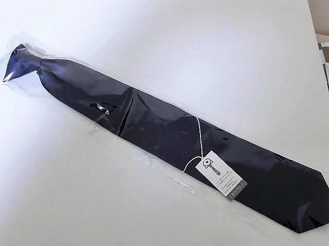 ビズモワンタッチネクタイ包装