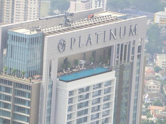 プラチナムホテルプール