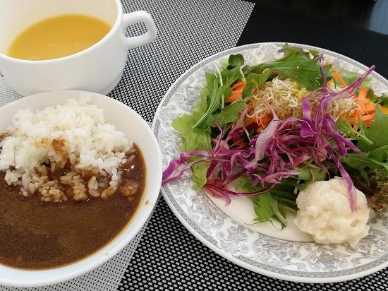 パームツリー ベストウエスタンホテル横浜 ビュッフェ料理