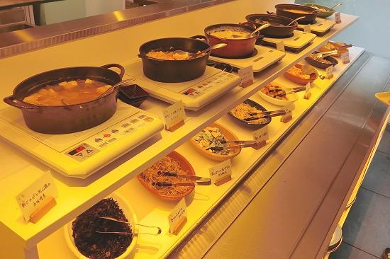 和食総菜とホットフード