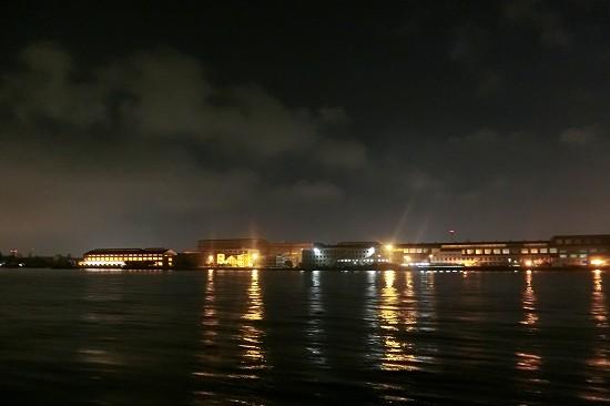 海芝浦駅と東芝京浜事業所