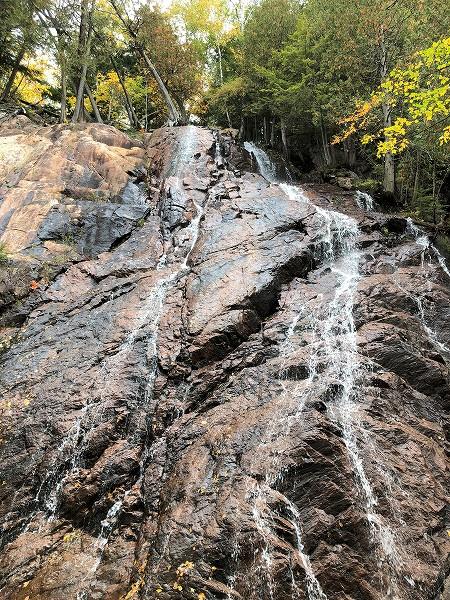 モントランブランの滝