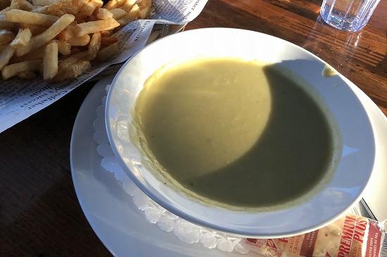 lentil soup(le schack)