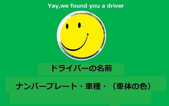 ドライバー情報