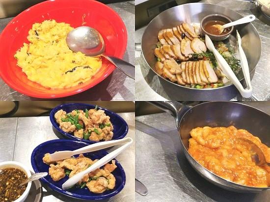 温かい中華料理
