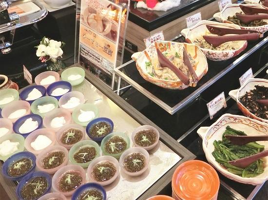ジーマミー豆腐と沖縄もずく酢