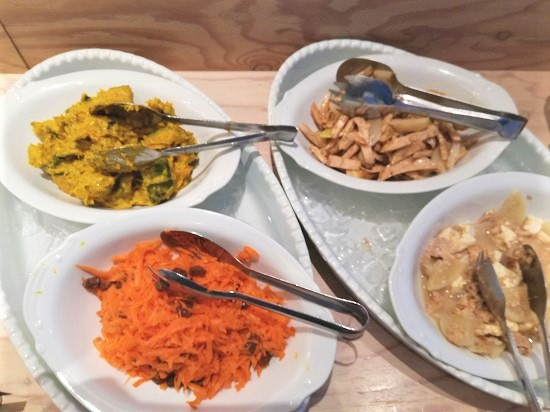 冷製総菜4種