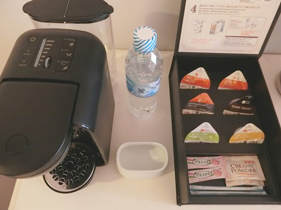 UCCコーヒーメーカー