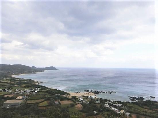 太平洋側の景色