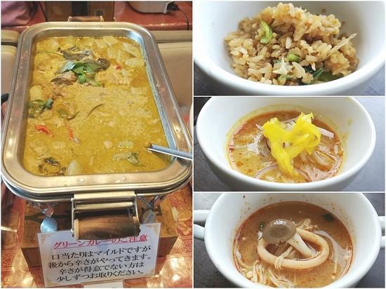 タイ料理主食
