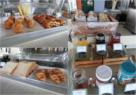 リヴァアルン朝食パンとデニッシュ